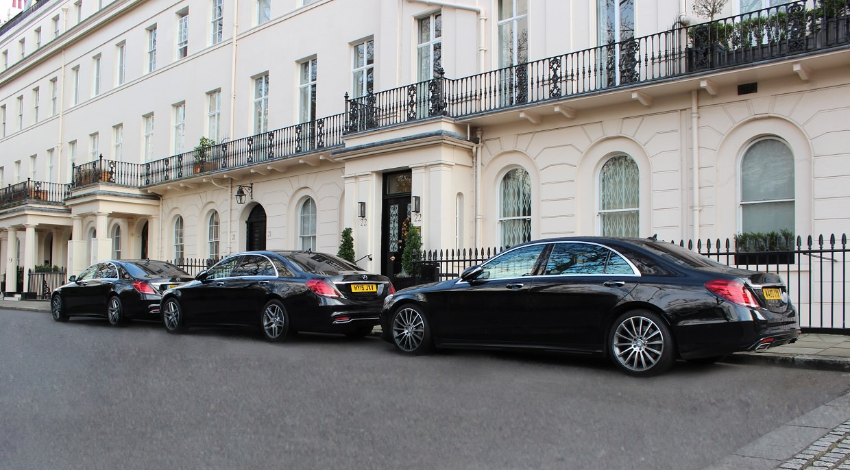 Luxury Chauffeur Driven Cars London Eg Chauffeurs