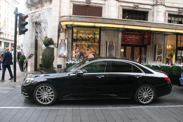 Mercedes S-Class New Shape