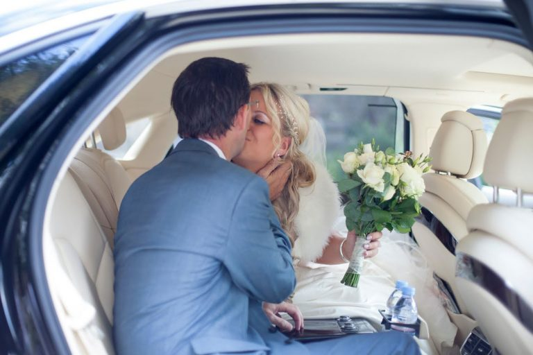 Wedding Chauffeur Car Hire in London